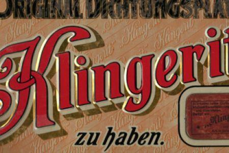 KLINGERIT 1000 developed in 1928