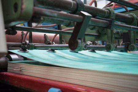 KLINGER historical moment top-chem production launched