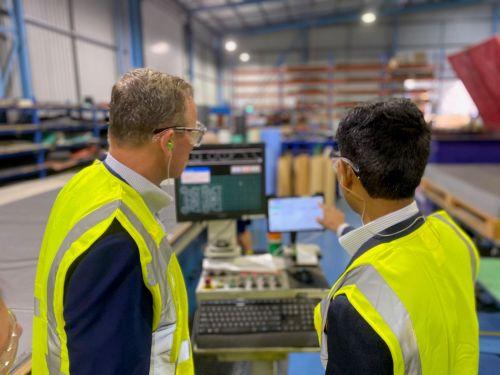 KLINGER Australia Industry 4.0 IIoT technology demonstration