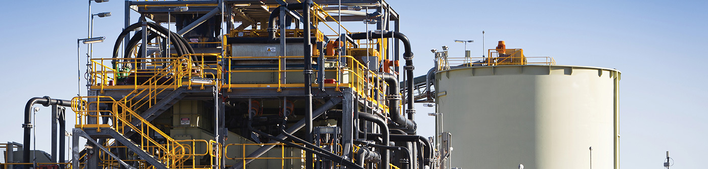 KLINGER mining industry solutions top image banner