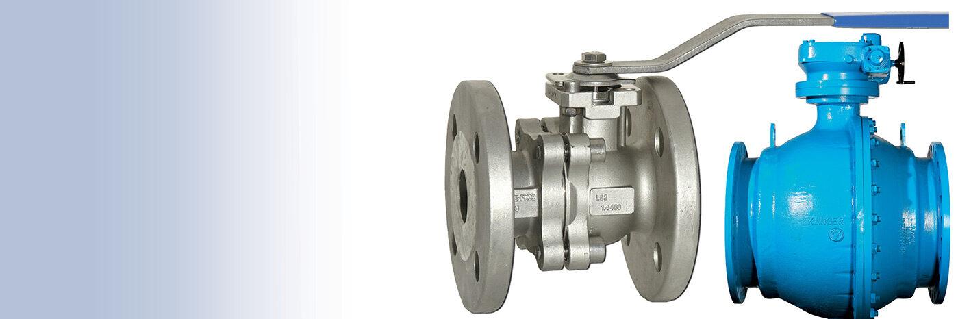 KLINGER Australia world class valves top banner