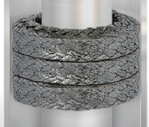 graphite and carbon compression packing