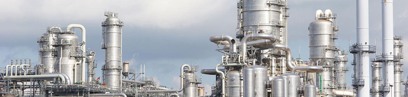 KLINGER chemical industry solutions image top banner