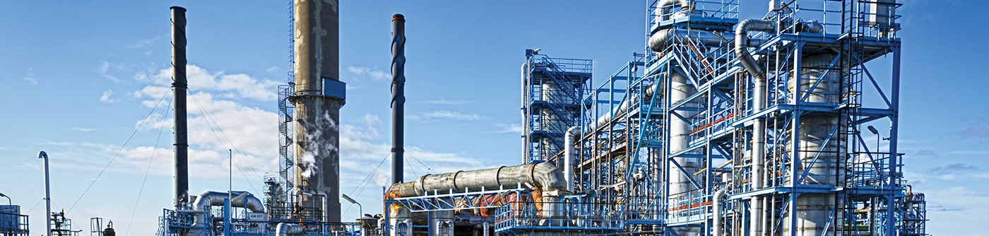 KLINGER oil and gas industry solutions top image banner