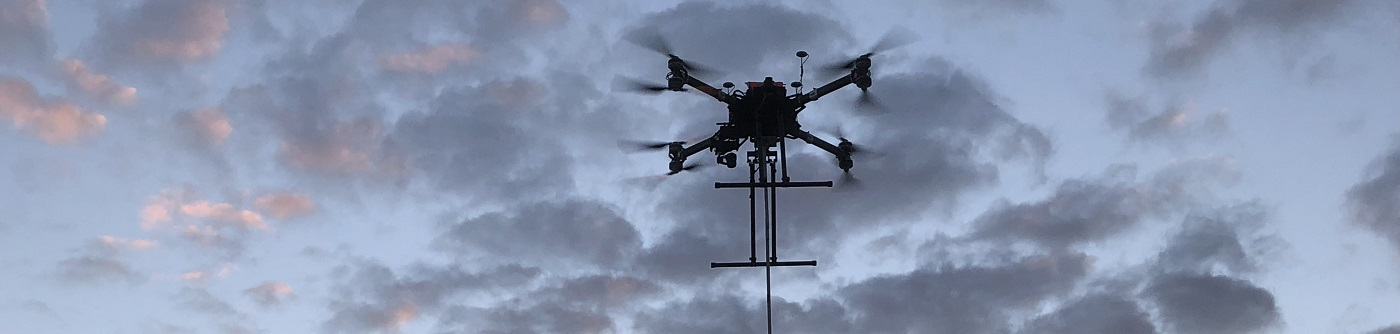 Remote piloted aerial survey and drones inspection