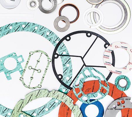 KLINGER products - sealing solutions range of gaskets