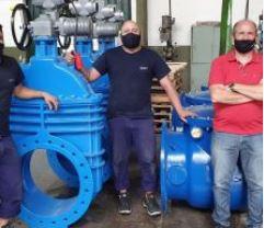 KLINGER sewer project valve solutions