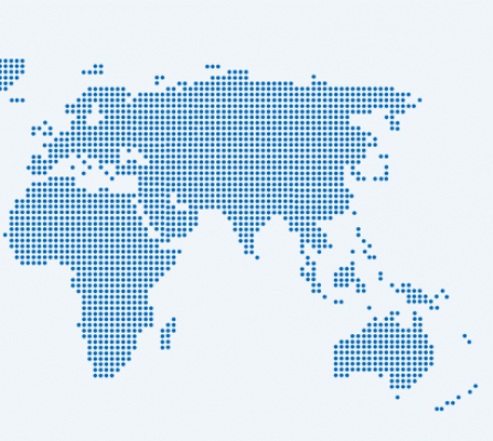 KLINGER locations world map