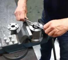 KLINGER product innovation diamond like carbon graphite rings manufacture